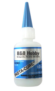 INSTA-CURE Super Thin Cyanoacrylate - 1/2oz