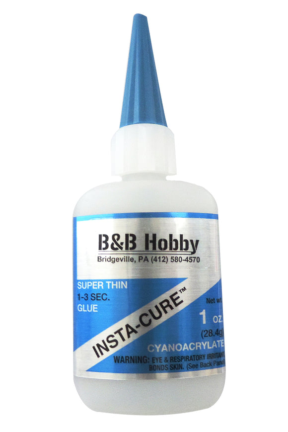 INSTA-CURE Super Thin Cyanoacrylate - 1oz.