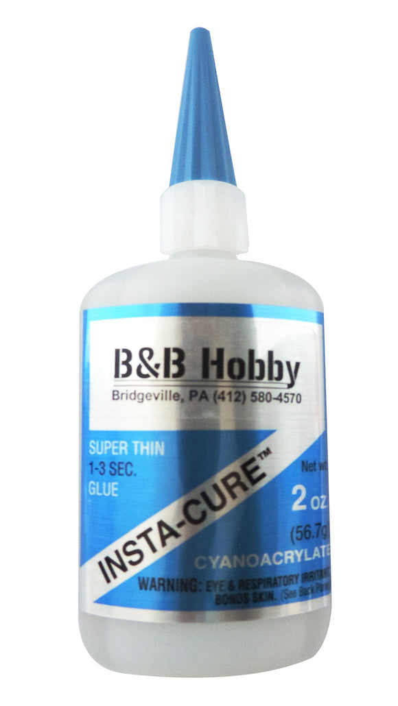 INSTA-CURE Super Thin Cyanoacrylate - 2oz.