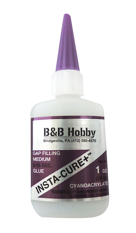 INSTA-CURE Gap Filling - 1oz
