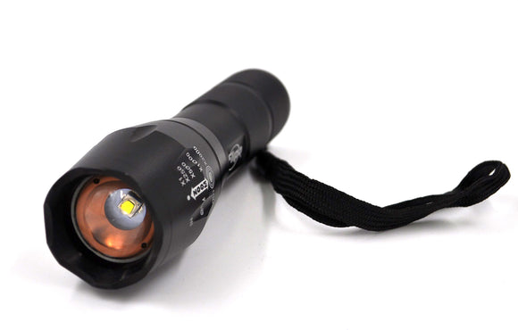 Tactical Security LED Flashlight