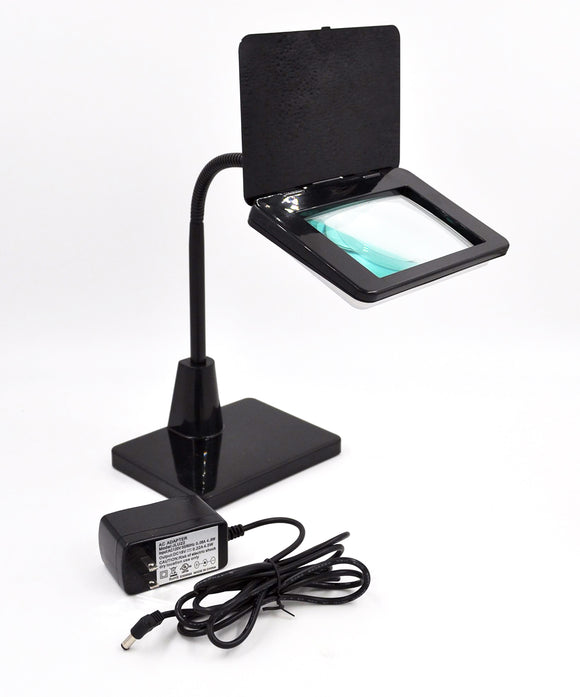 *** New Item***  Magnifying Lamp with LED - Table Top