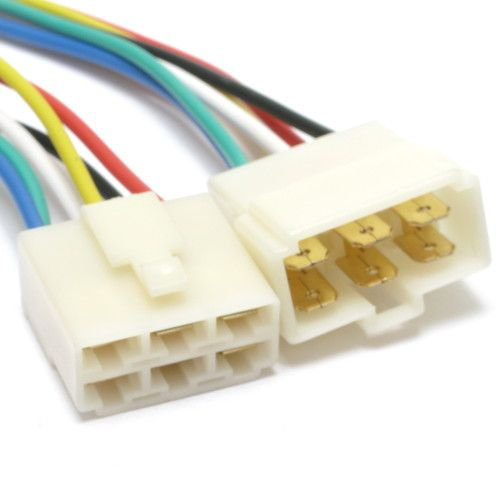Connector - 6 Pin Multi-Pin