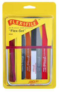 Finishing Set - Flex Set