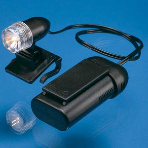 "Magnifier - Visor Light with 6"" cord"