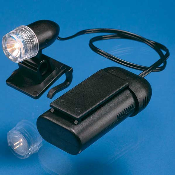 Magnifier - Visor Light with 6