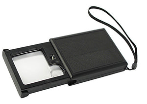 Magnifier - Dual Power Illuminated Pull-Out Magnifier