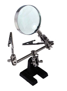 Magnifier 4X - Helping Hand - 2 1/2""