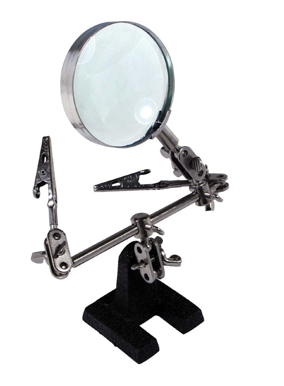 Magnifier 4X - Helping Hand - 2 1/2