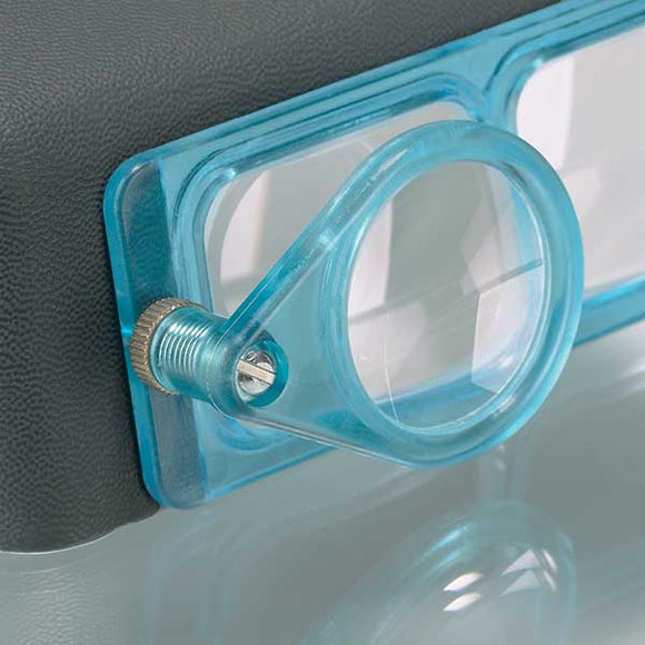 Magnifier -Donegan Optical OptiLOUPE - 2.5 *MADE IN THE USA*