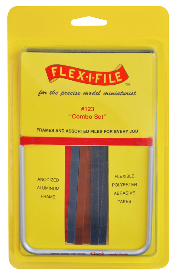 Flex-I-File Combo Set