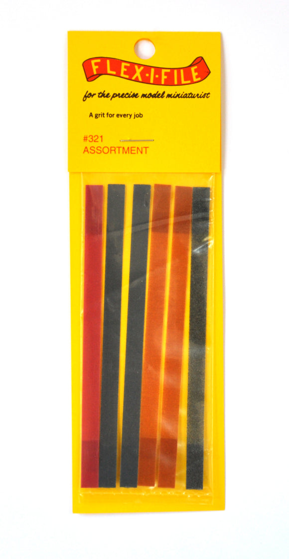 Flex-I-File Refill Tape - Assorted