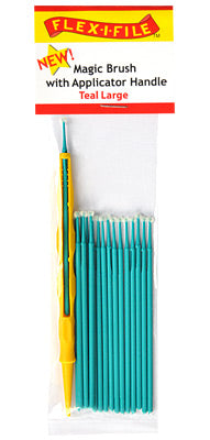 Brush - Magic - Large - Teal