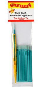 Brush - Nano - Medium Tip - Teal