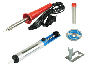 Soldering Iron Set - 5PC