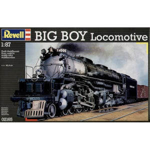 HO Big Boy Locomotive Model