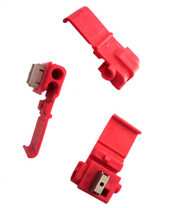 Suitcase Connector - Red