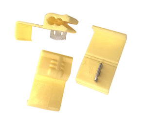 Suitcase Connector - Yellow
