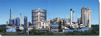 Chemical Refinery Background
