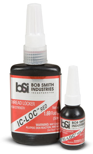 IC-LOC RED - High Str Thread Locker - 1.69oz