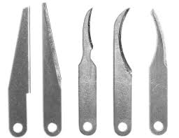 Carving Blade Replacements