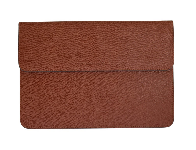 Brown Leather Tablet Cover Case