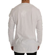 White Motive POW Long Sleeve T-Shirt