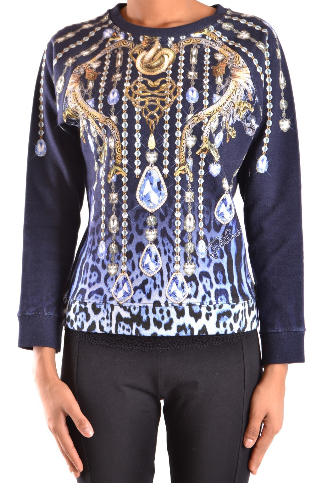 Just Cavalli Woman Sweatshirts