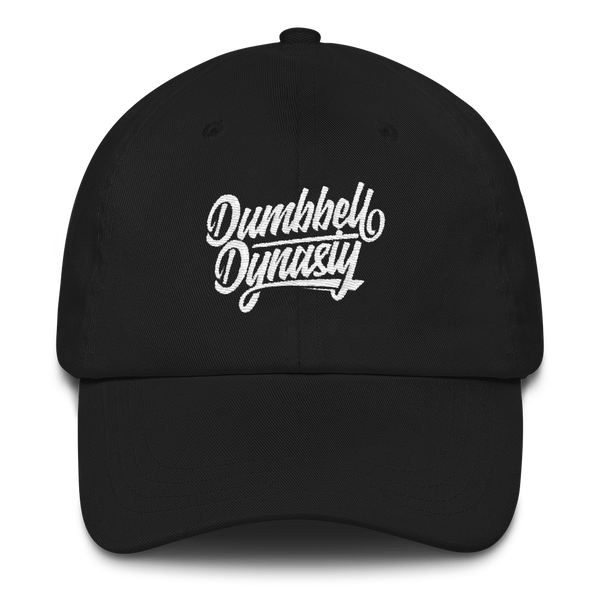 Amp Dad Hat - Dumbbell Dynasty
