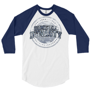 United x Navy 3/4 Sleeve