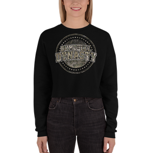United x Army Crop Sweatshirt