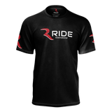 Classic (2 Sided) Custom Premium T-Shirt (Black Pima Cotton) – RIDE International Apparel