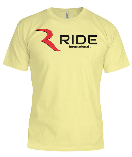Classic Logo Premium T-shirt – RIDE International Apparel