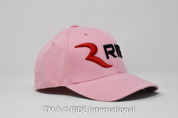 Pink Ink Flex Hat – RIDE International Apparel