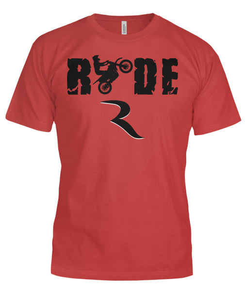 Free Wheelie Premium T-Shirt – RIDE International Apparel