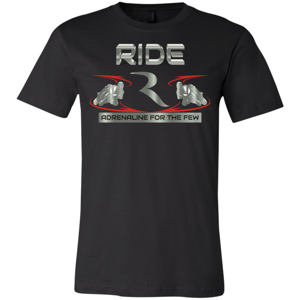 Adrenaline For The Few Premium Premium Youth T-Shirt – RIDE International Apparel