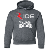 GP 1 Youth Pullover Hoodie – RIDE International Apparel