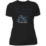 Milky Highway Women's Premium Semi-Fitted T-Shirt – RIDE International Apparel
