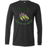 Unleash The Beast Premium Long Sleeve Shirt – RIDE International