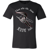 Those Who Ride...Know Premium Premium Youth T-Shirt – RIDE International Apparel