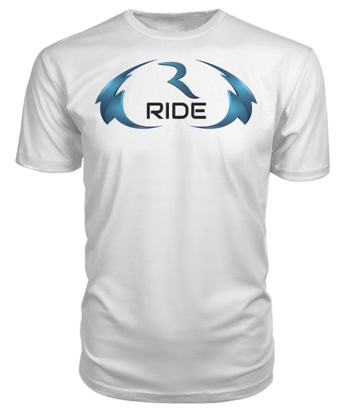 Electric Blue For You Premium T-Shirt – RIDE International Apparel