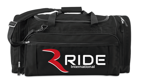 Black Beast Duffel Bag (Large) – RIDE International