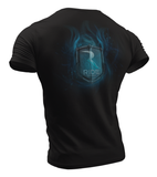 The Shield (2 Sided) Premium T-Shirt - RIDE International