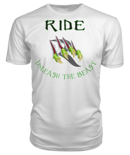 Unleash The Beast Premium T-Shirt – RIDE International Apparel