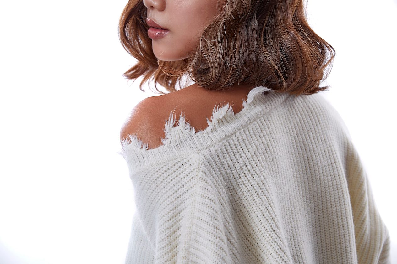 Zoey Sweater - Off White