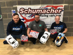 Awesomatix Takes Schumacher Winter Series Championship.