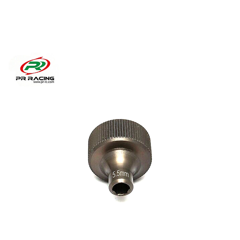 #PR23440360 - PR RACING Short Nut Driver (5.5mm)