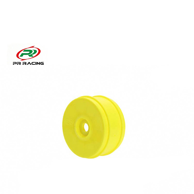 #PR34430016 - 1/8 Off Road Buggy yellow wheels (2pcs)