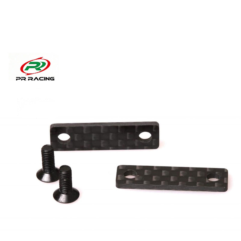 "#PR75530096 - Narrow S1V3FM Carbon Fiber RR ""Lower"" Hanger Spacer 1.5mm."