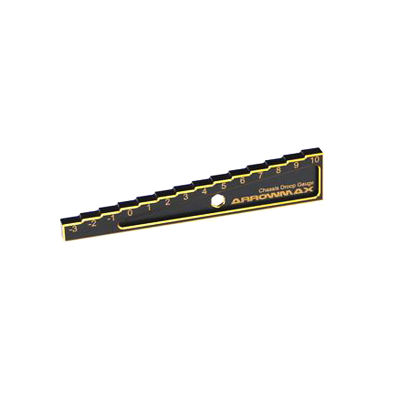 #AM171012 - Chassis Droop Gauge -3 to 10mm